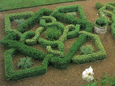 Tudor knot garden The St Barnabas Blog